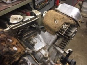 Briggs & Stratton Engine Rebuild - Overheating Issue