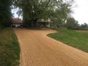 Driveway Grading - After